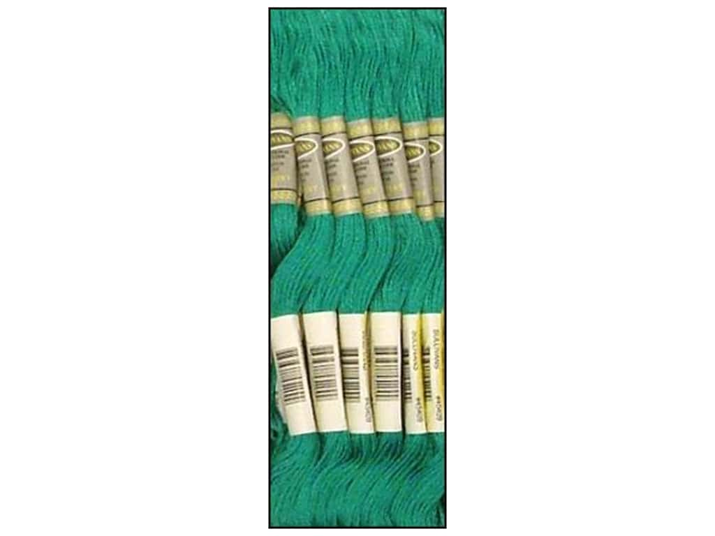 Sullivans Six-Strand Embroidery Floss 8.7 yd. Very Dark Sea Green (12 skeins)