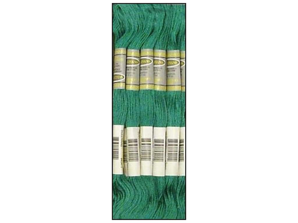 Sullivans Six-Strand Embroidery Floss 8.7 yd. Aquamarine (12 skeins)