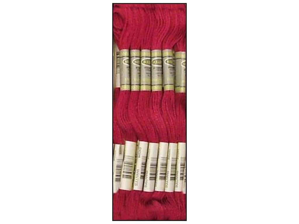 Sullivans Six-Strand Embroidery Floss 8.7 yd. Medium Plum (12 skeins)