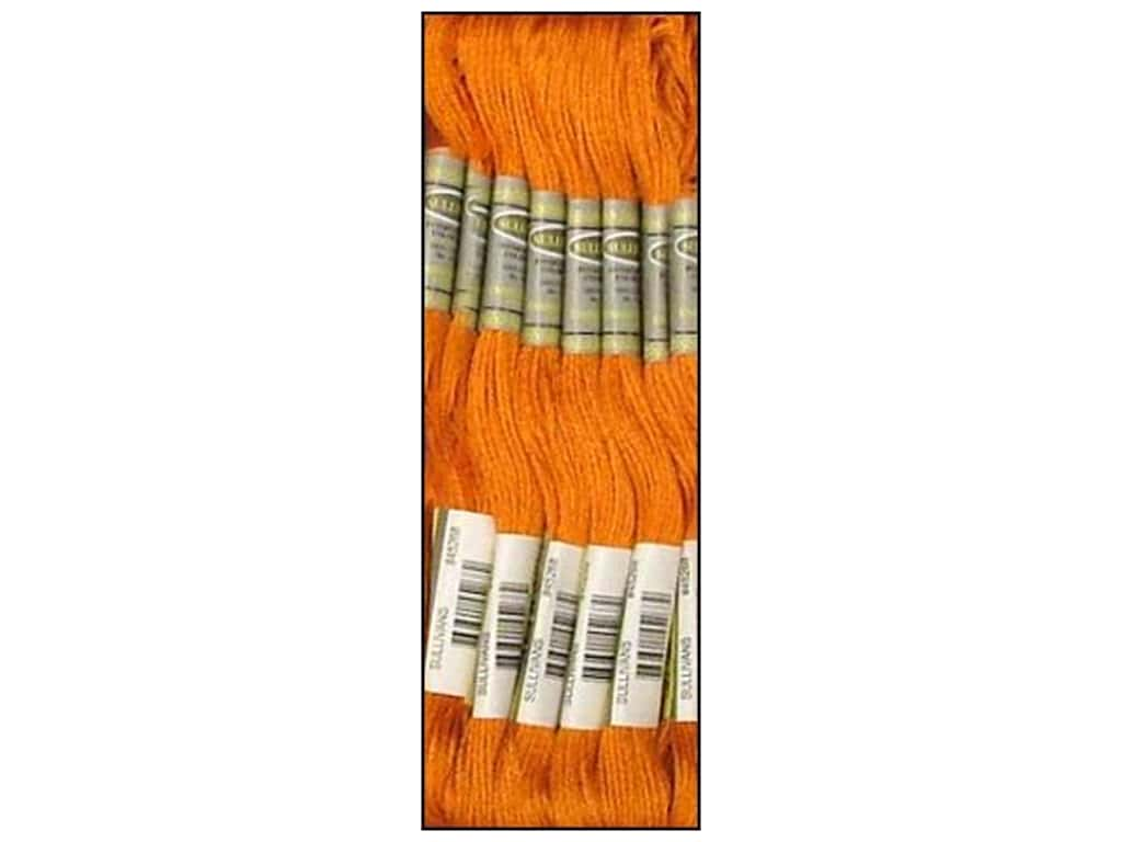Sullivans Six-Strand Embroidery Floss 8.7 yd. Light Copper (12 skeins)