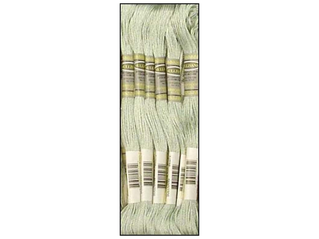 Sullivans Six-Strand Embroidery Floss 8.7 yd. Very Light Grey Green (12 skeins)