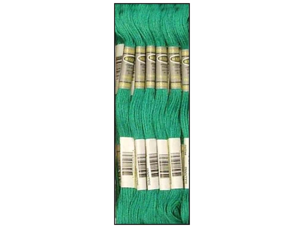Sullivans Six-Strand Embroidery Floss 8.7 yd. Medium Aquamarine (12 skeins)