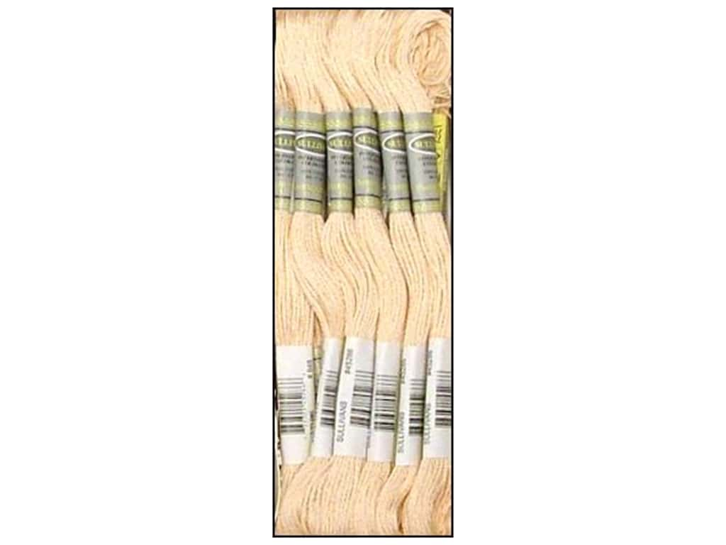 Sullivans Six-Strand Embroidery Floss 8.7 yd. Very Light Peach (12 skeins)
