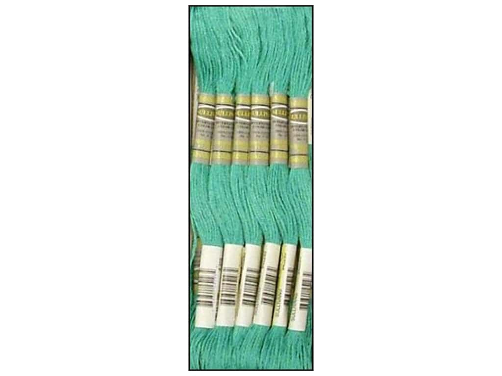 Sullivans Six-Strand Embroidery Floss 8.7 yd. Dark Sea Green (12 skeins)