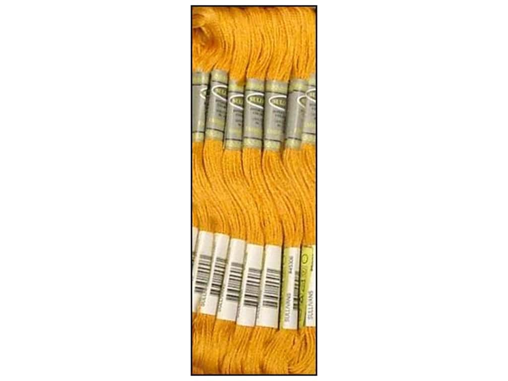Sullivans Six-Strand Embroidery Floss 8.7 yd. Light Golden Brown (12 skeins)