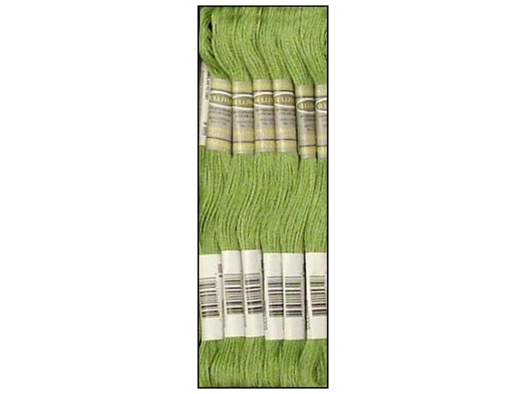 Sullivans Six-Strand Embroidery Floss 8.7 yd. Forest Green (12 skeins)