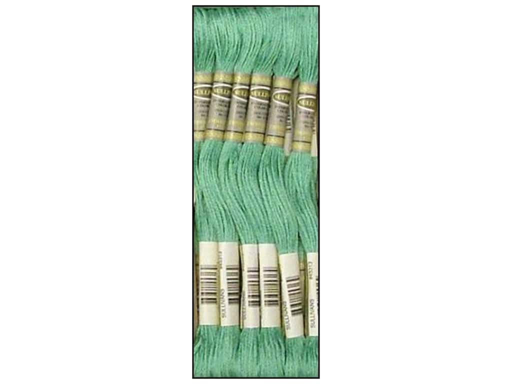 Sullivans Six-Strand Embroidery Floss 8.7 yd. Very Light Aquamarine (12 skeins)