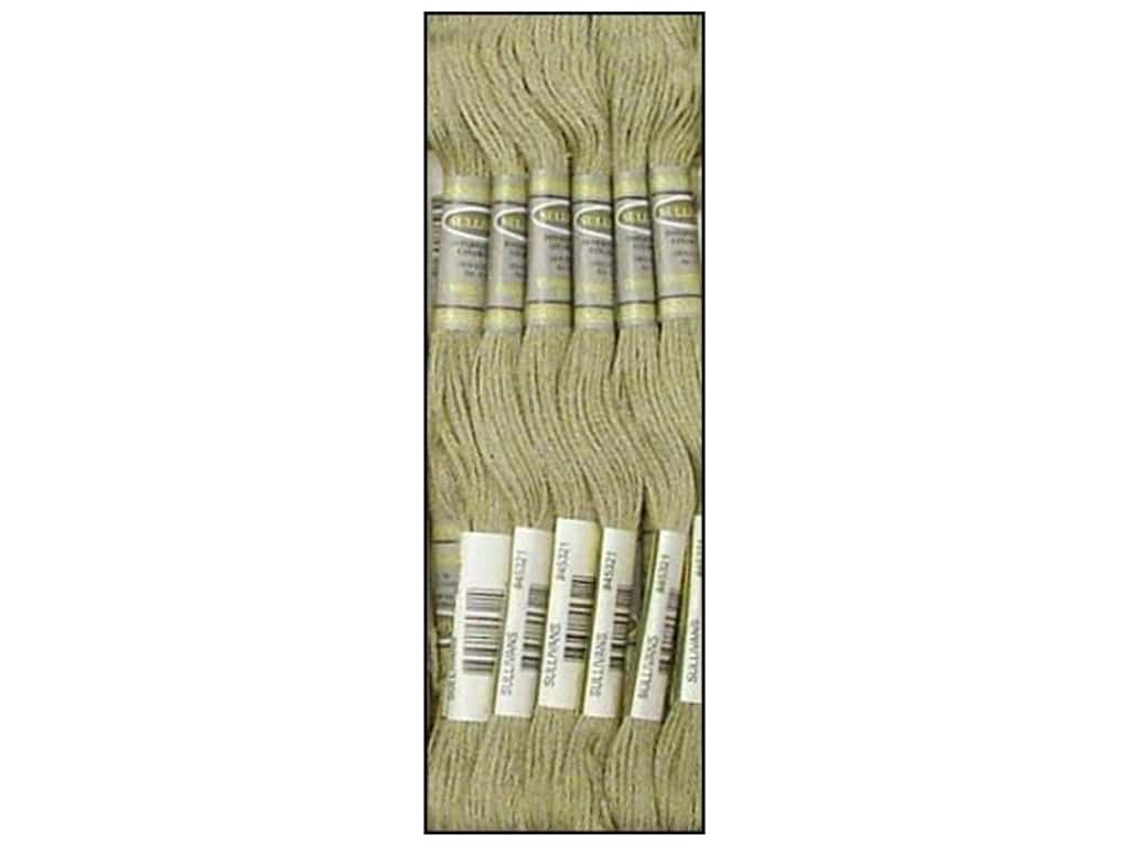 Sullivans Six-Strand Embroidery Floss 8.7 yd. Light Brown Grey (12 skeins)