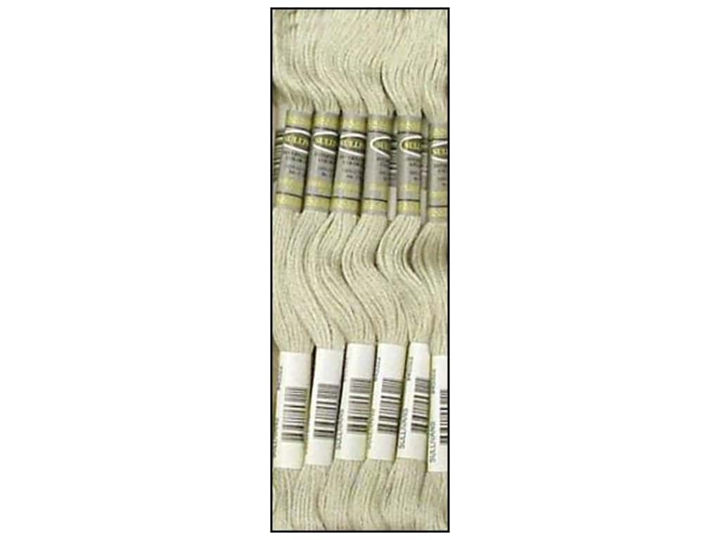 Sullivans Six-Strand Embroidery Floss - Very Light Brown Grey 8.7 yd. (12 skeins)
