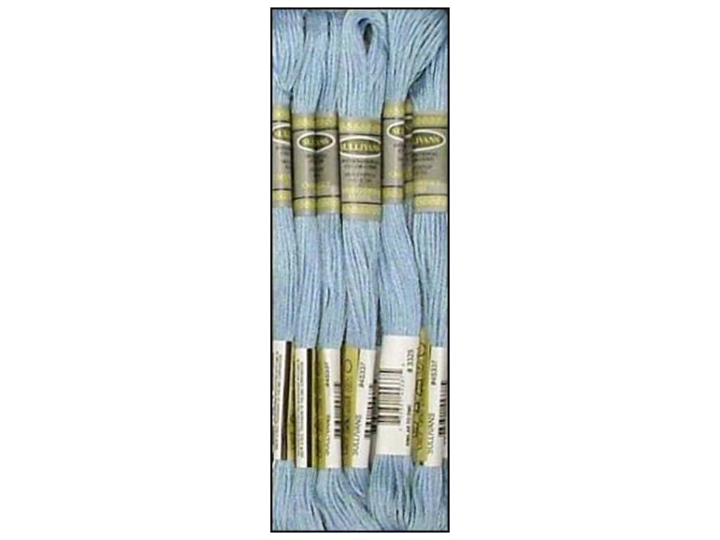 Sullivans Six-Strand Embroidery Floss 8.7 yd. Light Baby Blue (12 skeins)
