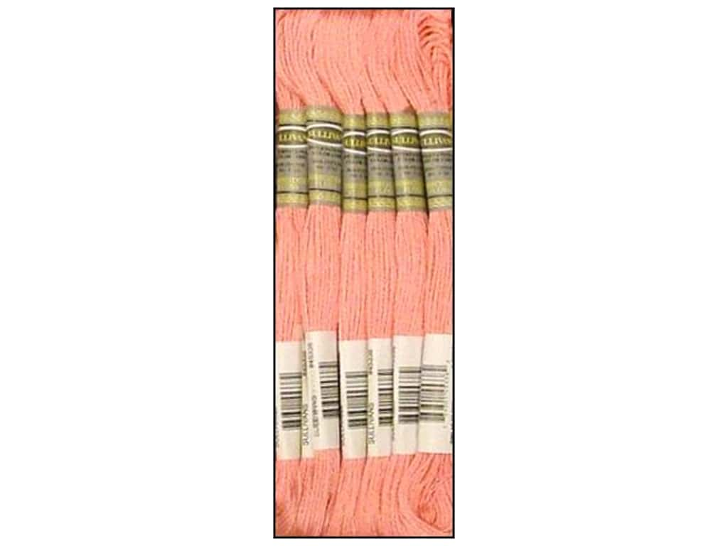 Sullivans Six-Strand Embroidery Floss 8.7 yd. Light Rose (12 skeins)