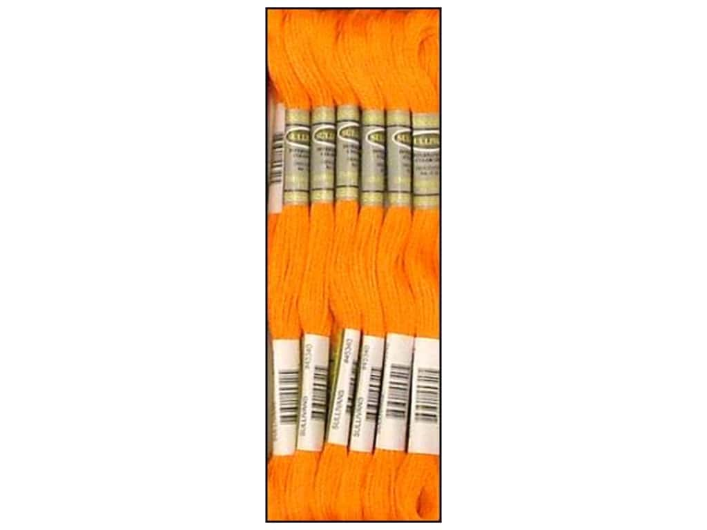 Sullivans Six-Strand Embroidery Floss 8.7 yd. Medium Apricot (12 skeins)