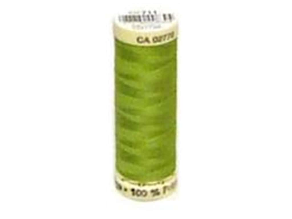 Gutermann Sew-All Thread 110 yd. #711 Dark Avocado