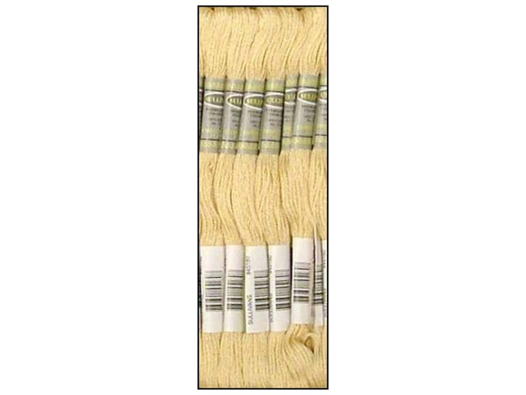 Sullivans Six-Strand Embroidery Floss 8.7 yd. Ultra Very Light Tan (12 skeins)