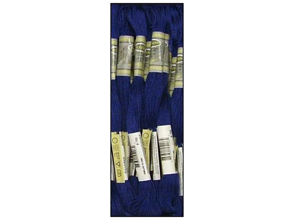 Sullivans Six-Strand Embroidery Floss 8.7 yd. Dk Royal Blue (12 skeins)