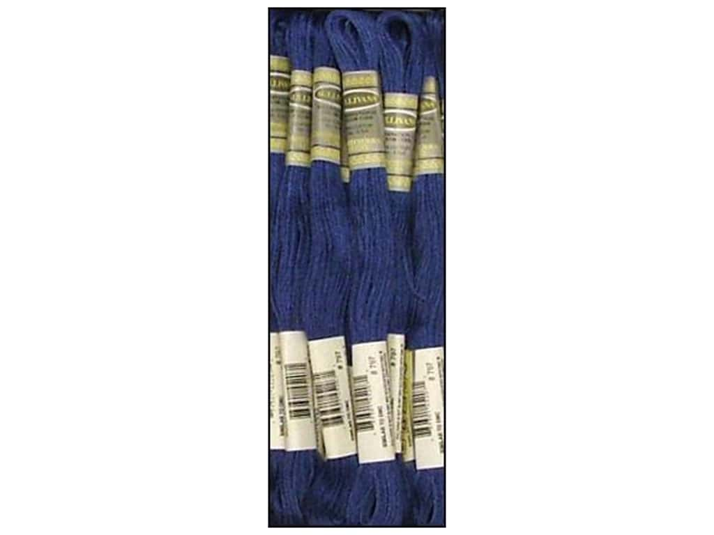 Sullivans Six-Strand Embroidery Floss 8.7 yd. Royal Blue (12 skeins)