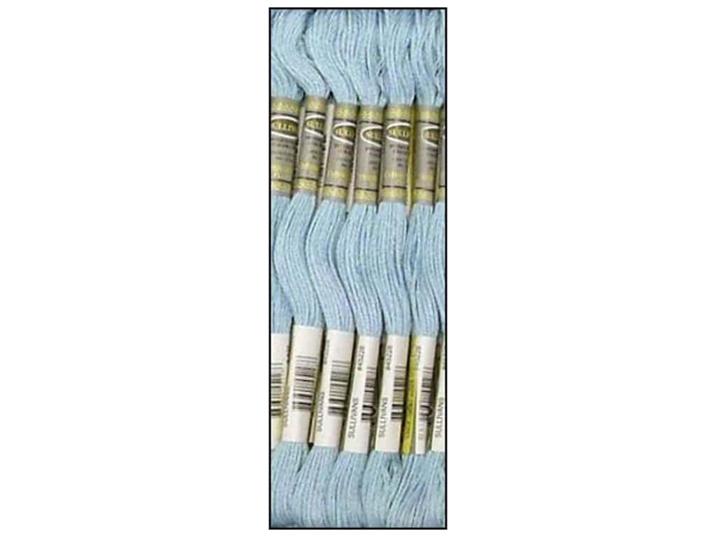 Sullivans Six-Strand Embroidery Floss 8.7 yd. Very Light Blue (12 skeins)