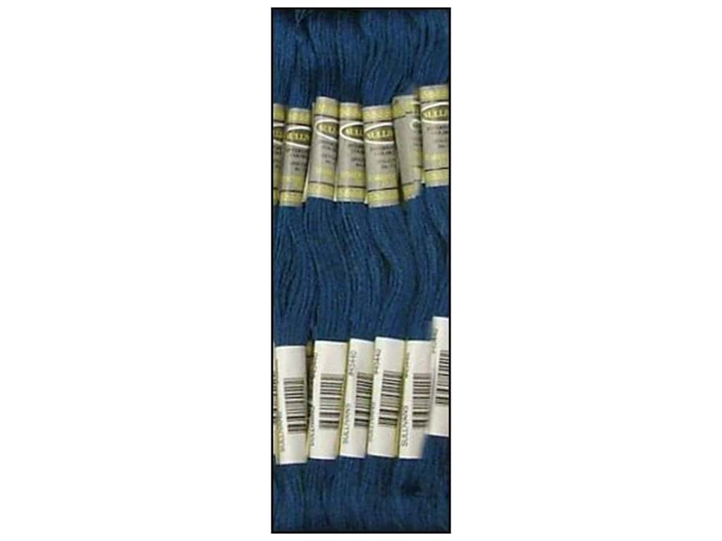 Sullivans Six-Strand Embroidery Floss 8.7 yd. Dark Wedgewood (12 skeins)