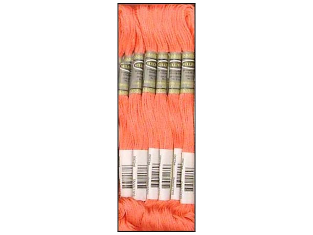 Sullivans Six-Strand Embroidery Floss 8.7 yd. Medium Melon (12 skeins)