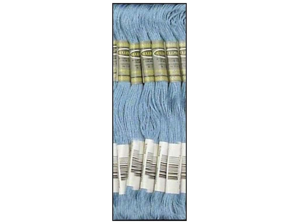 Sullivans Six-Strand Embroidery Floss 8.7 yd. Baby Blue (12 skeins)