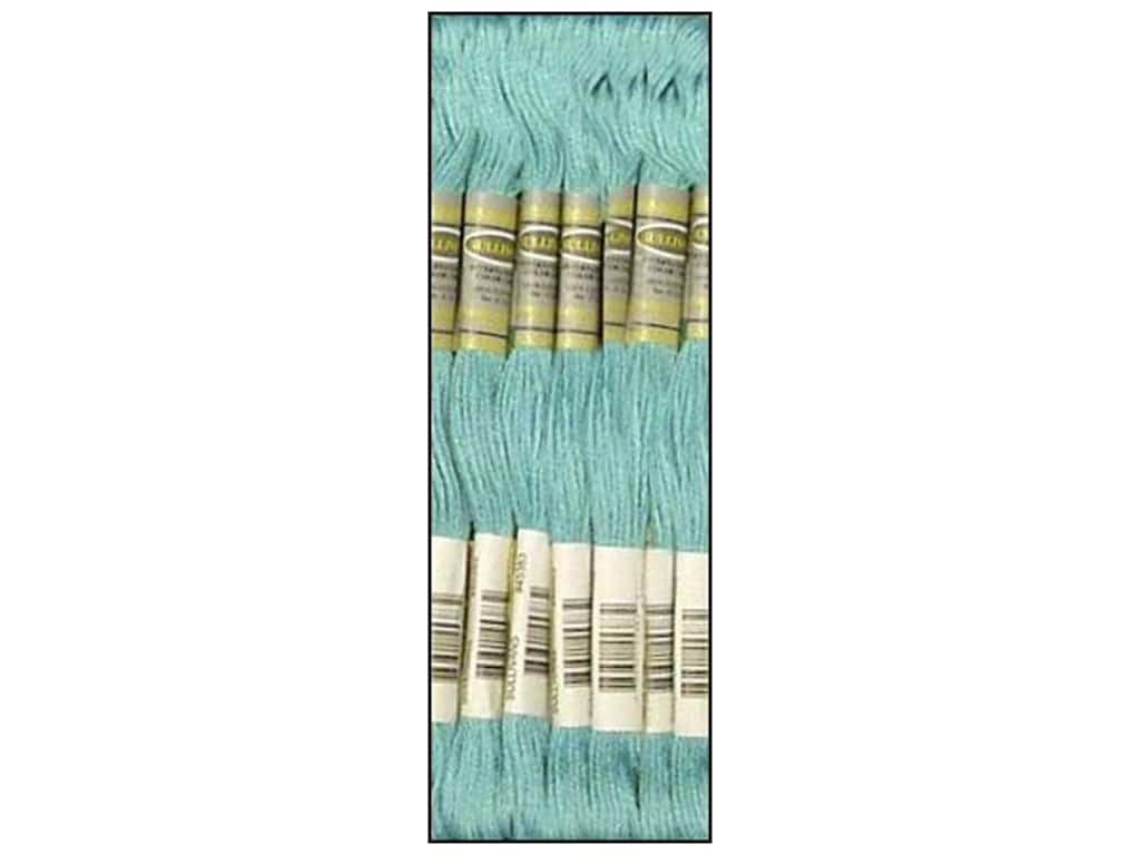Sullivans Six-Strand Embroidery Floss 8.7 yd. Light Peacock Blue (12 skeins)