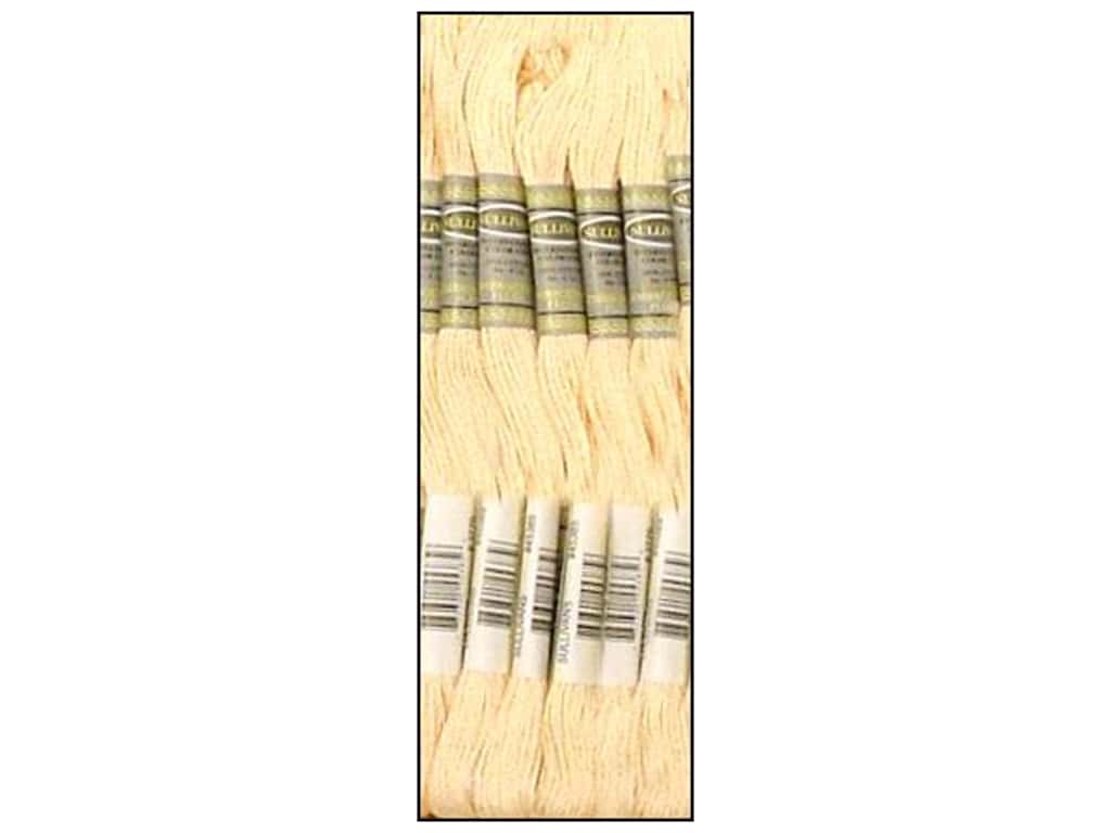 Sullivans Six-Strand Embroidery Floss 8.7 yd. Very Light Tawny (12 skeins)