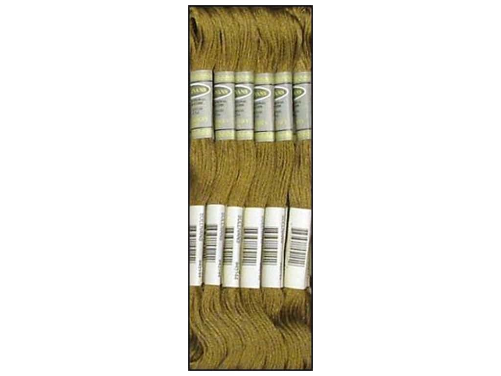 Sullivans Six-Strand Embroidery Floss 8.7 yd. Drab Brown (12 skeins)