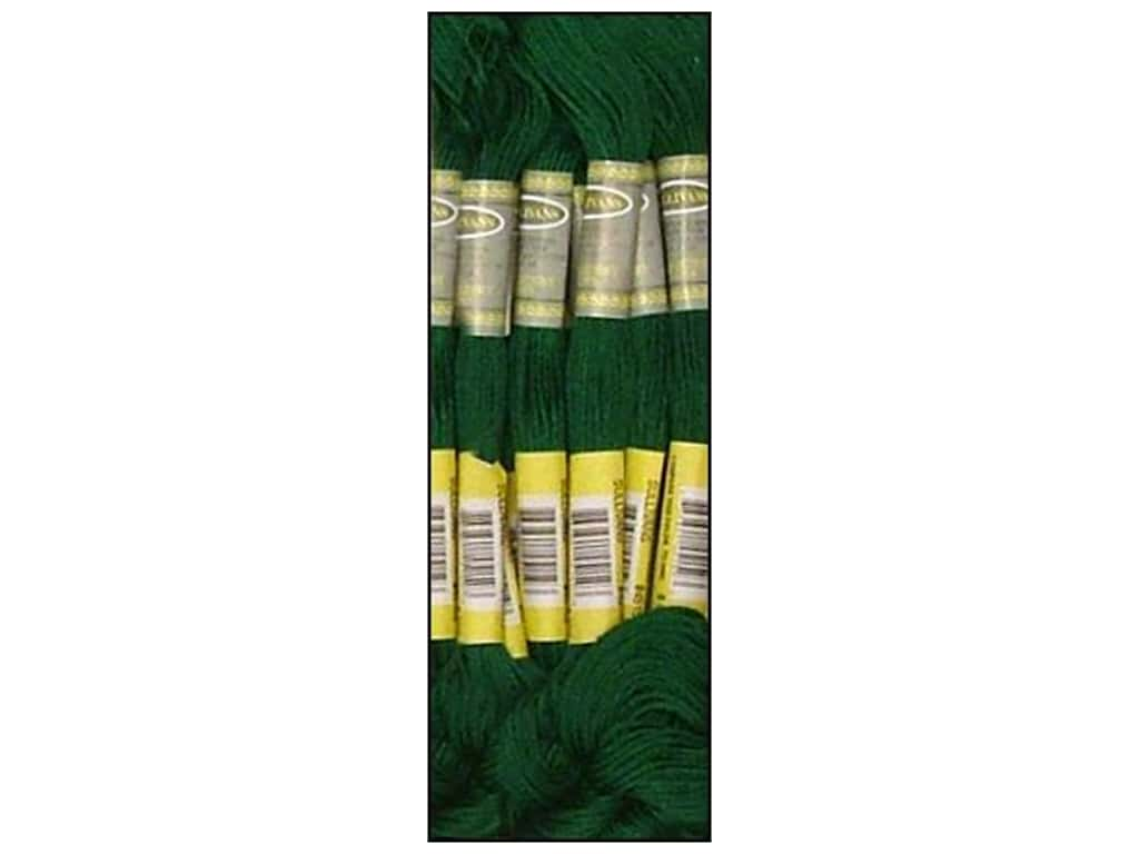 Sullivans Six-Strand Embroidery Floss 8.7 yd. Green (12 skeins)