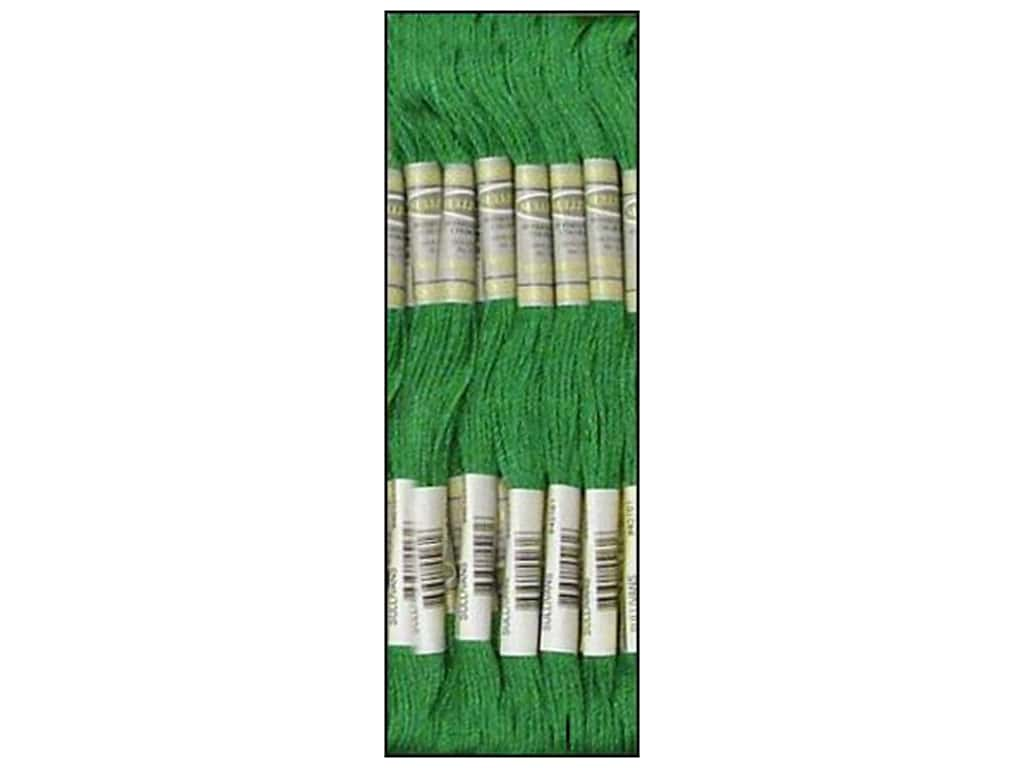 Sullivans Six-Strand Embroidery Floss 8.7 yd. Light Green (12 skeins)
