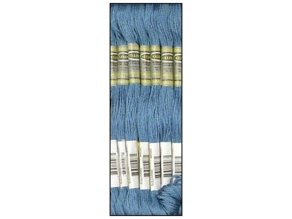 Sullivans Six-Strand Embroidery Floss 8.7 yd. Medium Baby Blue (12 skeins)
