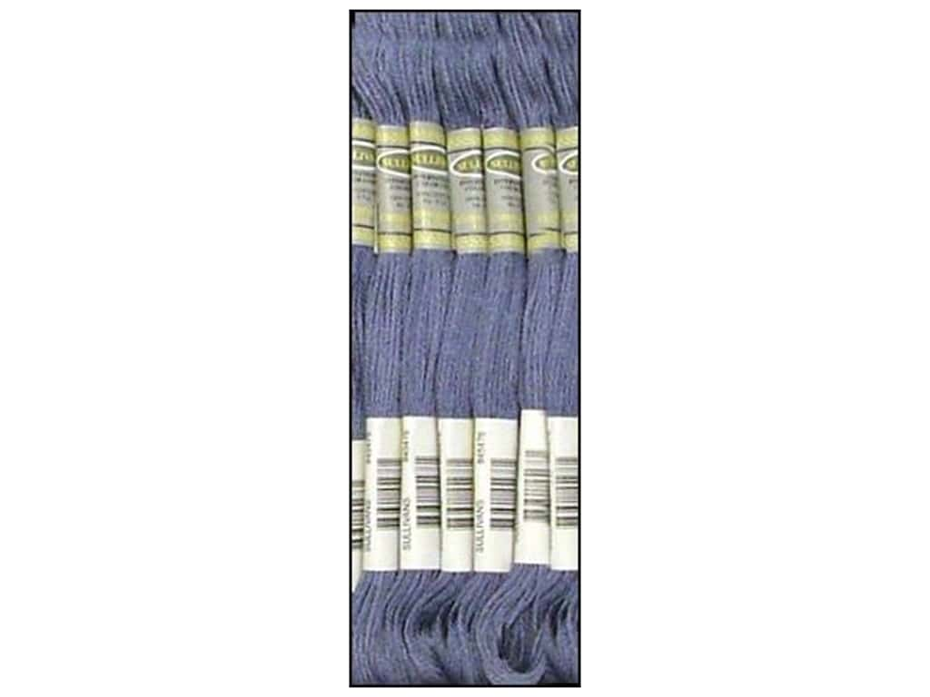 Sullivans Six-Strand Embroidery Floss 8.7 yd. Grey Blue (12 skeins)