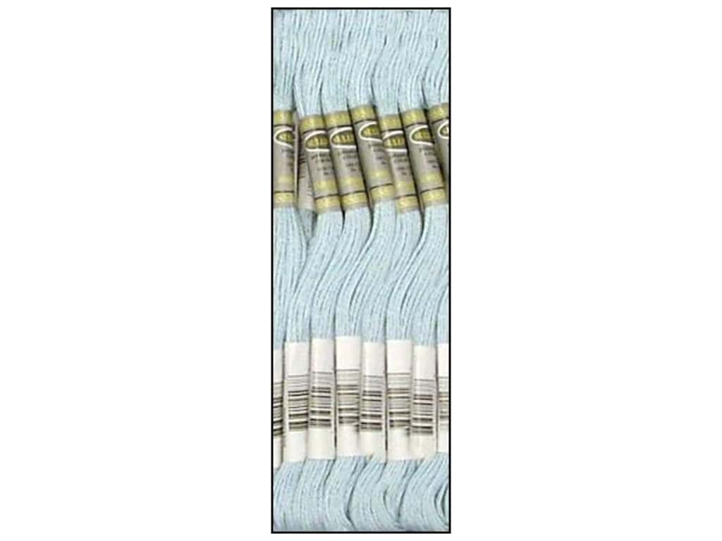 Sullivans Six-Strand Embroidery Floss 8.7 yd. Ultra Very Light Blue (12 skeins)