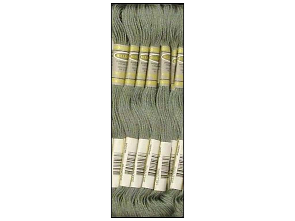 Sullivans Six-Strand Embroidery Floss 8.7 yd. Light Pewter (12 skeins)