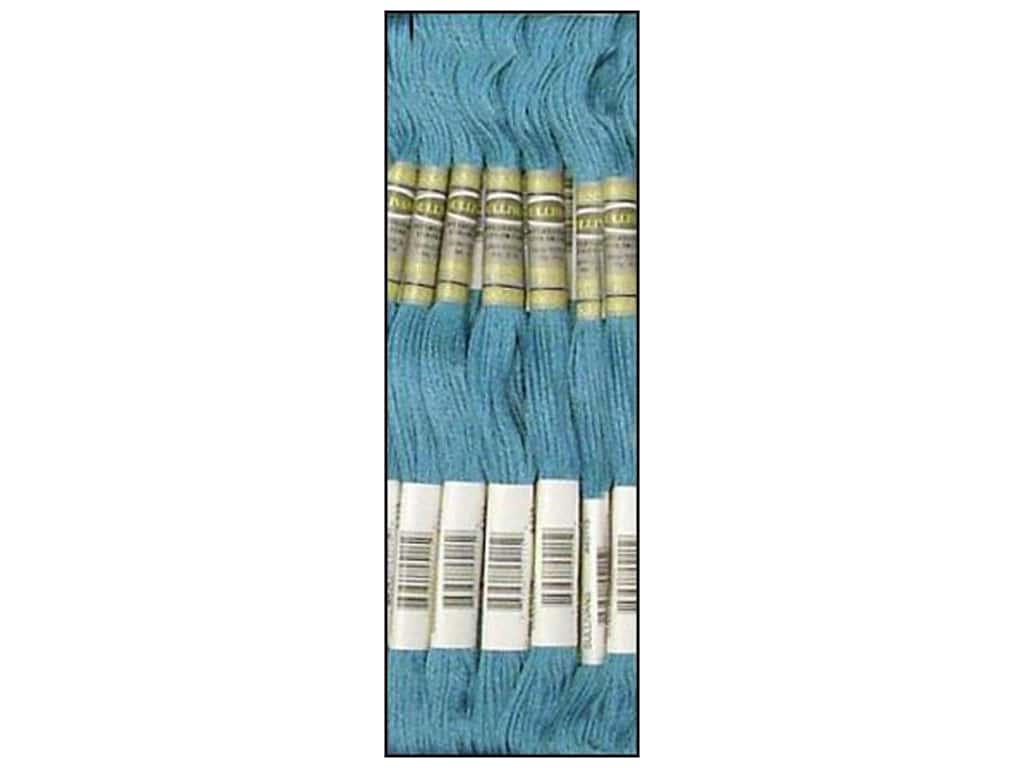 Sullivans Six-Strand Embroidery Floss 8.7 yd. Light Wedgewood (12 skeins)