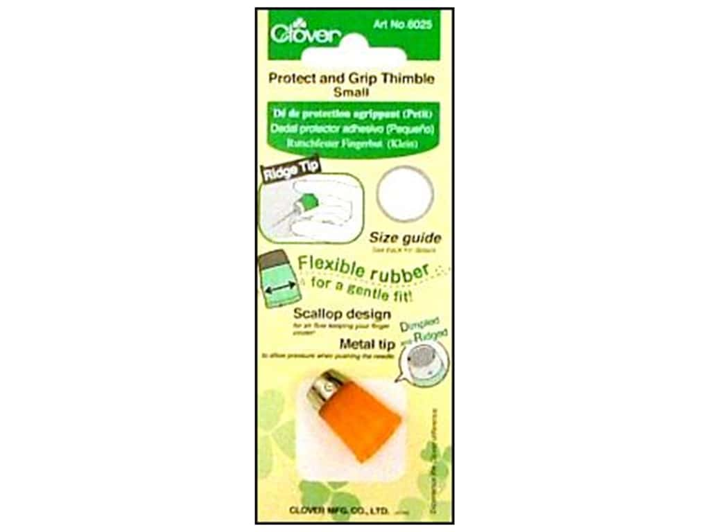 Clover Protect & Grip Thimble - Small