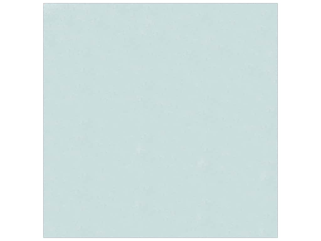 ColorMates Cardstock 12 in. x 12 in. Smooth Mist (25 sheets)