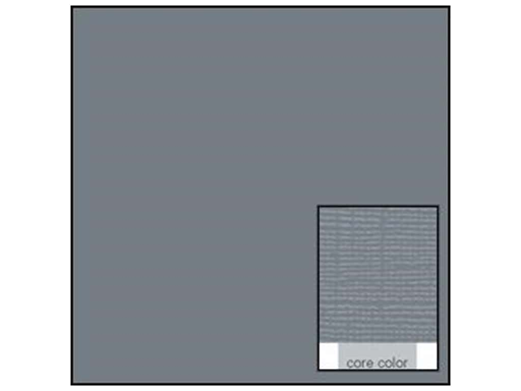 Coredinations Cardstock 12 x 12 in. Core Ess Gibraltar (20 sheets)