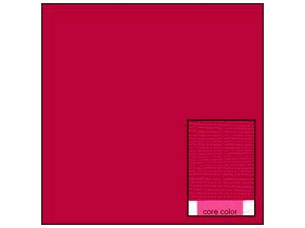 Coredinations Cardstock 12 x 12 in. Core Ess Love Potion (20 sheets)