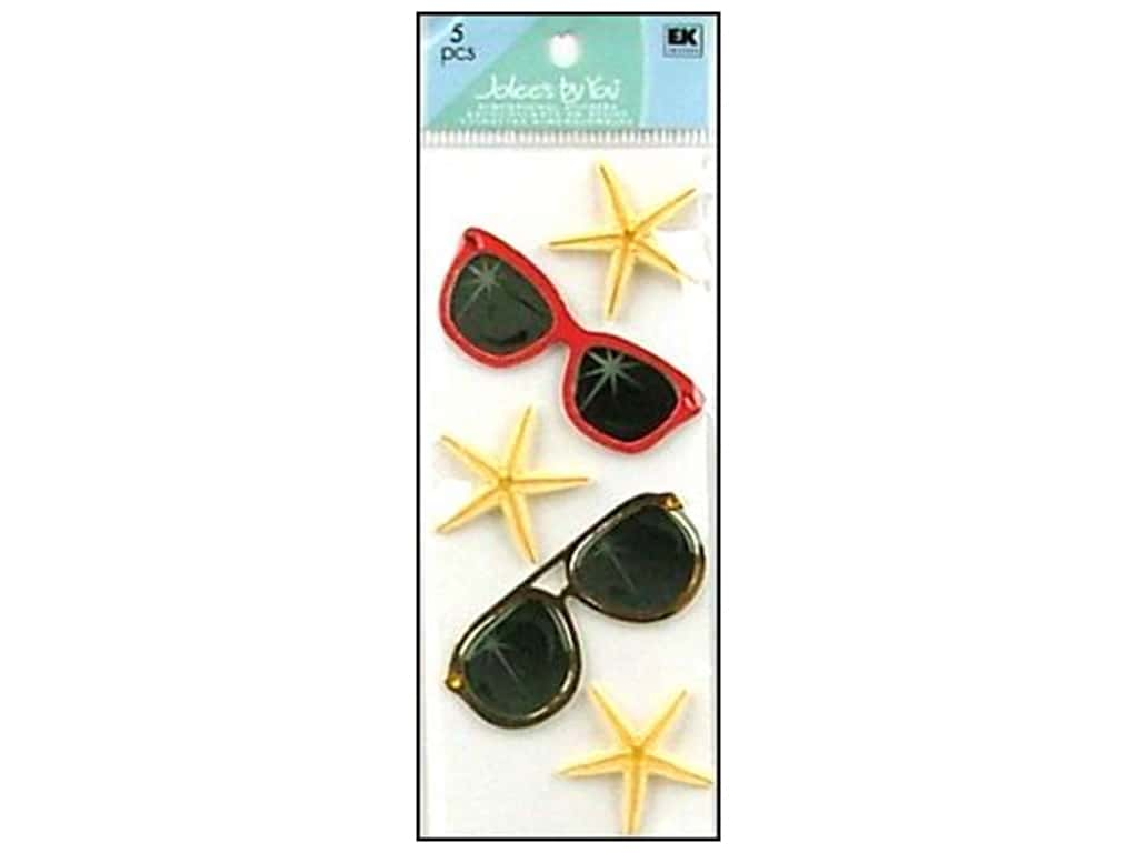 Jolee's By You Stickers Slims Sunglasses