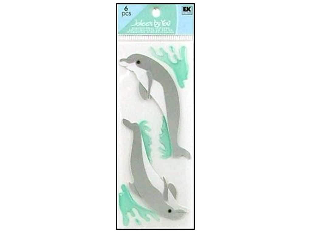 Jolee's By You Stickers Slims Dolphins