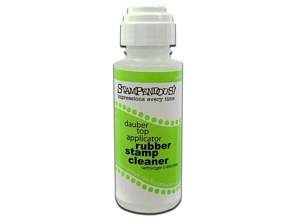 Stampendous Rubber Stamp Cleaner and Conditioner 2 oz.