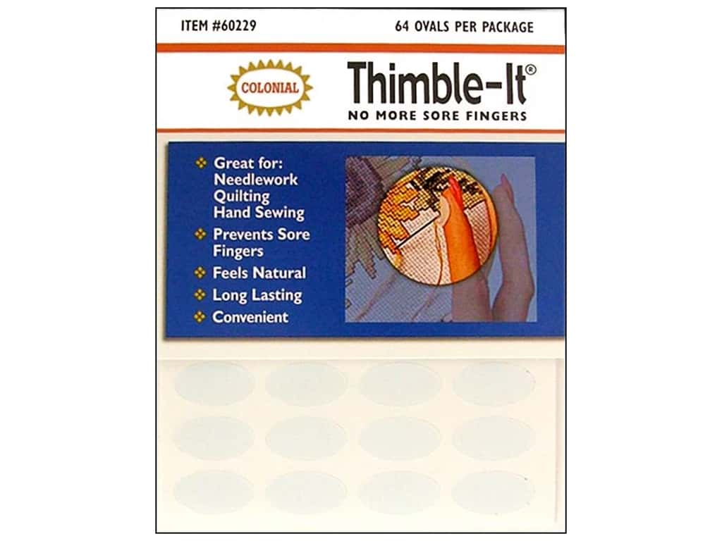 Colonial Needle Thimble-It 64 pc.