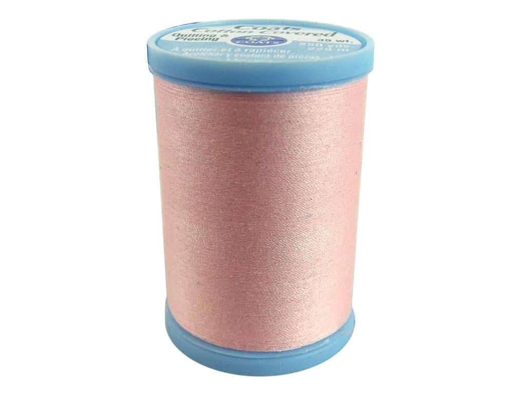 Coats Cotton Covered Quilting & Piecing Thread 250 yd. #1180 Light Pink