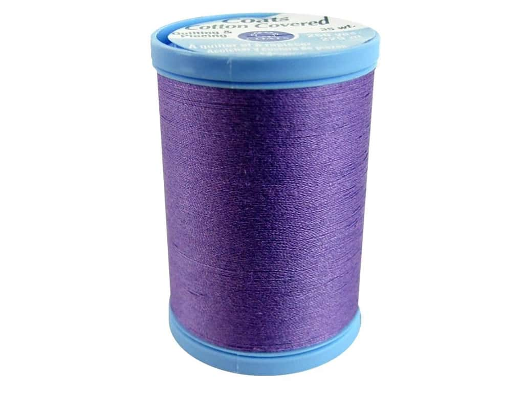 Coats Cotton Covered Quilting & Piecing Thread 250 yd. #3350 Violet