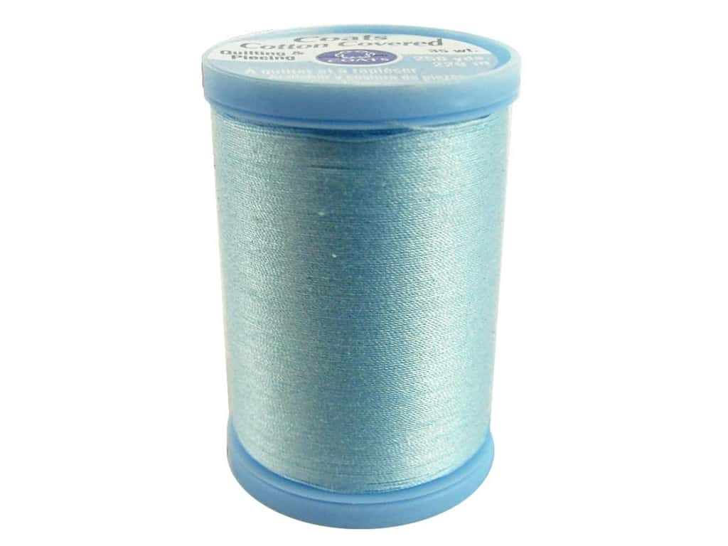 Coats Cotton Covered Quilting & Piecing Thread 250 yd. #4310 Icy Blue