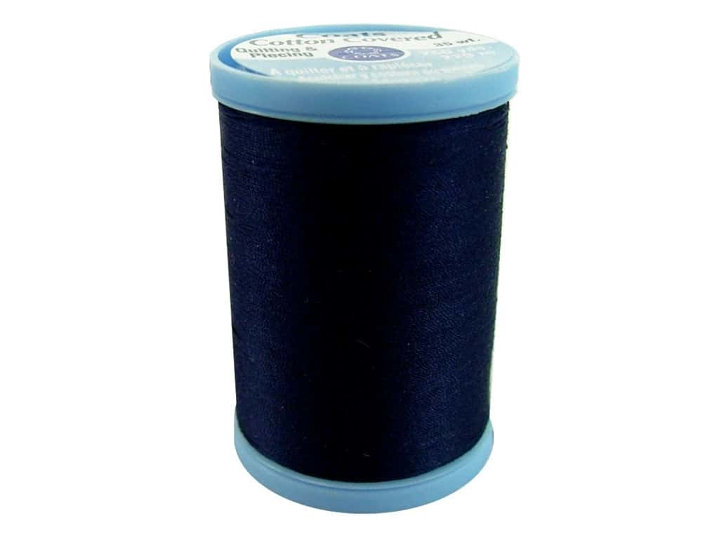 Coats Cotton Covered Quilting & Piecing Thread 250 yd. #4900 Navy