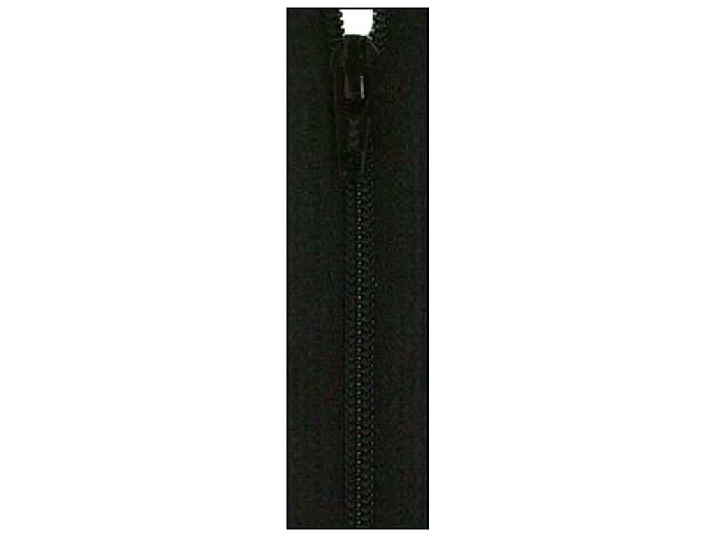 Atkinson Designs Zipper by YKK 14 in. Basic Black (6 pieces)