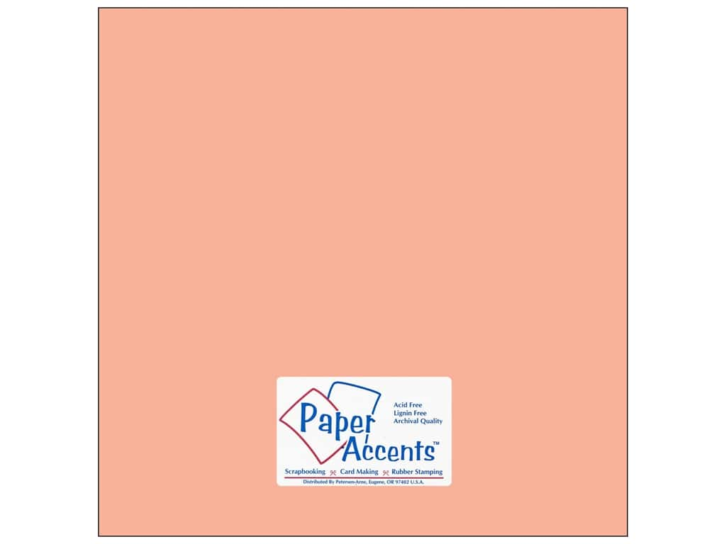 Paper Accents Cardstock 12 x 12 in. #10092 Stash Builder Camelia (25 sheets)