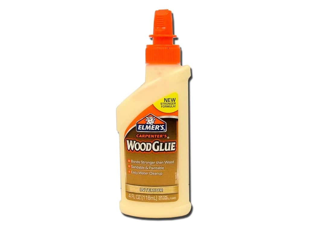 Elmer's Carpenter's Wood Glue Interior 4 oz