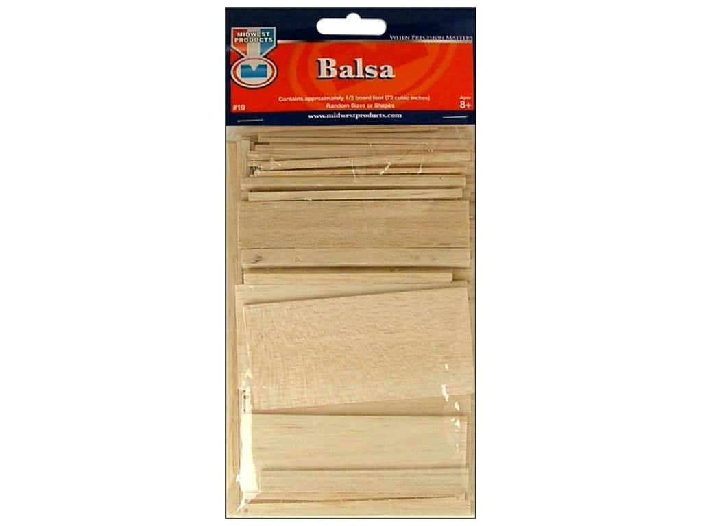 Midwest Economy Bag Balsa